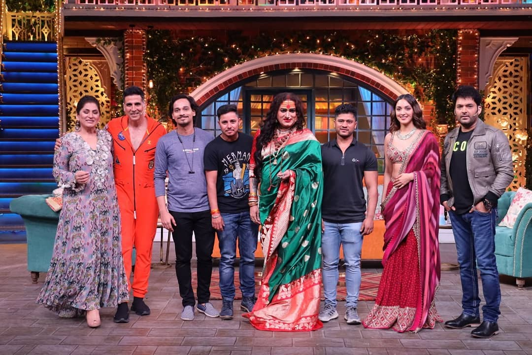 One more entertaining episode of #TheKapilSharmaShow with @akshaykumar......😂😂😁😁 .....He is so frank with @KapilSharmaK9 and his team...it seems like he is also the part of show's team 😅😅. Awesome episode 🥳🥳👍👍