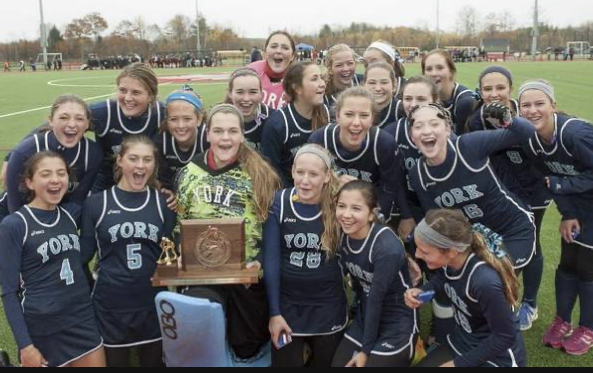 test Twitter Media - Today in Wildcat History 11.1.14: York 2-1 W vs Gardiner 18-0 & State Champs ! York dominated possession behind Lily Posternak.Devon Datsis scored 1st off a rebound from a Pasternak rocket to tie 1-1, and senior captain Kalya Kelly scored the winning goal a few minutes later. https://t.co/0vxgimeZkZ
