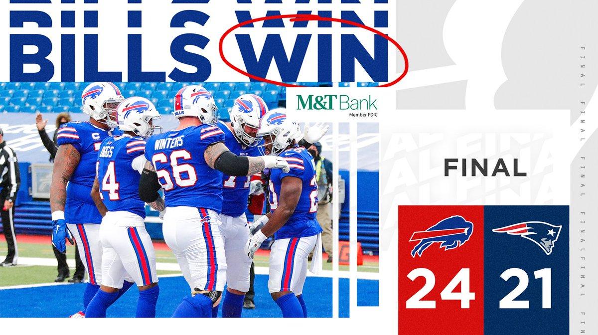Buffalo Bills On Twitter Bills Win Nevsbuf Billsmafia