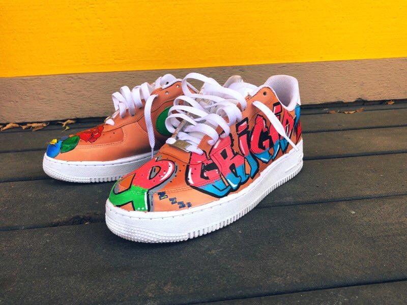 Grigio customs for cuzzo @smino #STLvsEverybody 🧸💙💫