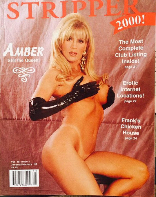 2 pic. Aahh! The 90's was a very busy time in my career I remember it well.. 😊 #AmberLynn #StillStanding