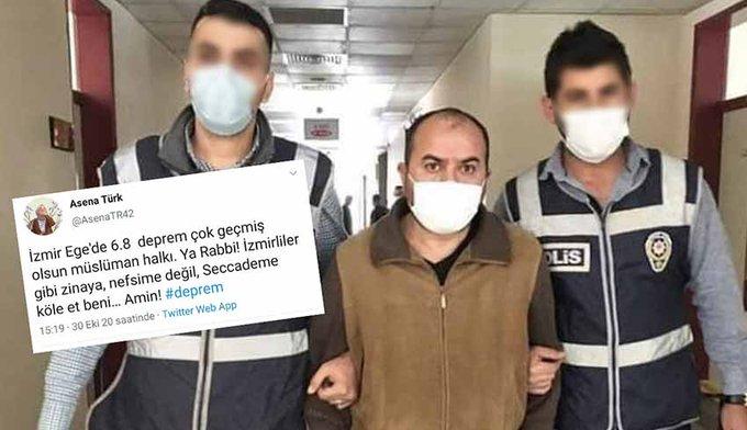 2. YELİZ VAKASI / İzmirlilere hakaret eden ASENA İsimli sosyal medya hesabıda ERKEK Çıktı - Genel - www.haberasi.com Enson Haberlerin Kaynagı