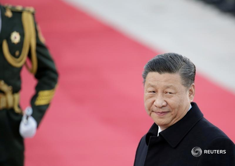 China's latest five-year blueprint suggests President Xi Jinping is girding for battle, writes @ywchen1: https://t.co/1S23Ax3ac2 https://t.co/NfpJSLGFhA