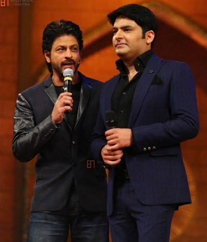 Wishing a happiest birthday to the KING of Bollywood!! @iamsrk ❤️ One of the best actors & a great human being! Inspiration to billions!! God bless you ! #HappyBirthdayShahRukhKhan #HappyBirthdaySRK @KapilSharmaK9 #KapilSharma