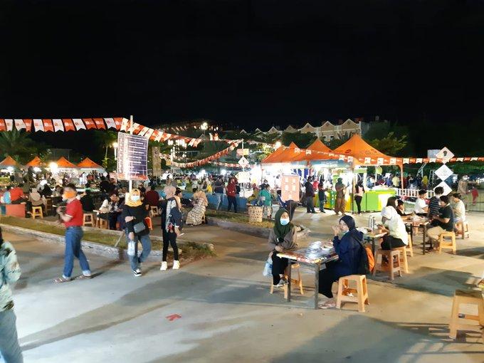 Festival Sarapan Pagi Elephant Park 2020 bandarlampung