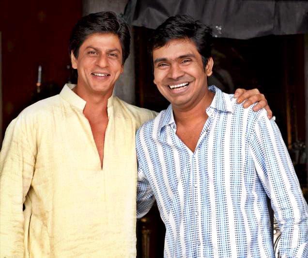 ☆。★。☆。★ 。☆ 。☆。☆ ★。\|/。★ Happy Birthday SRK ★。/|\。★ 。☆。 。☆。 ☆。 ★。 ☆  The whole world just doesn't celebrate your birthday today. They celebrate the phenomenon called SRK. Keep shining bright @iamsrk .  #HappyBirthdayShahRukhKhan ❤️