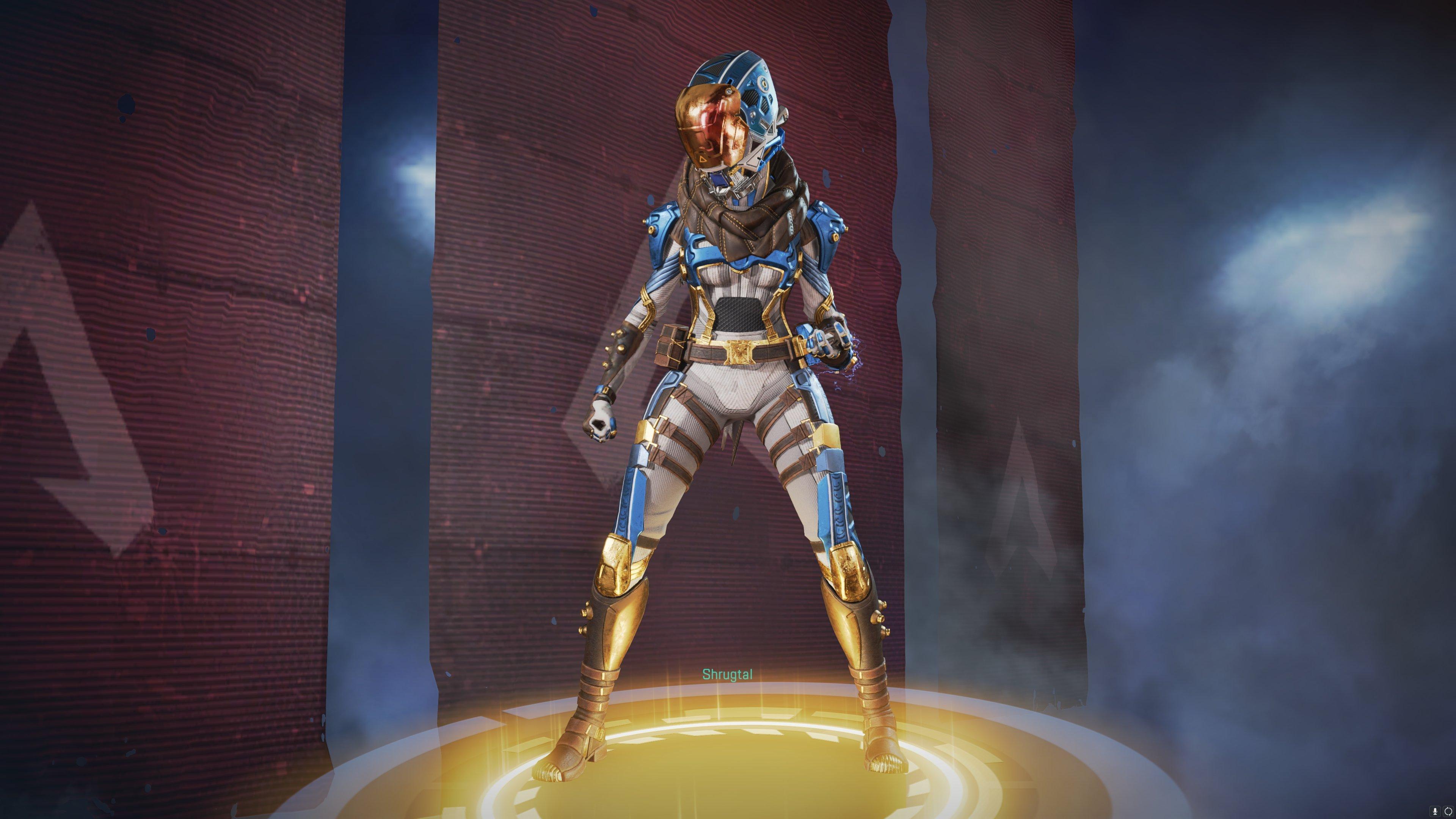 Wraith's Phasewalker skin