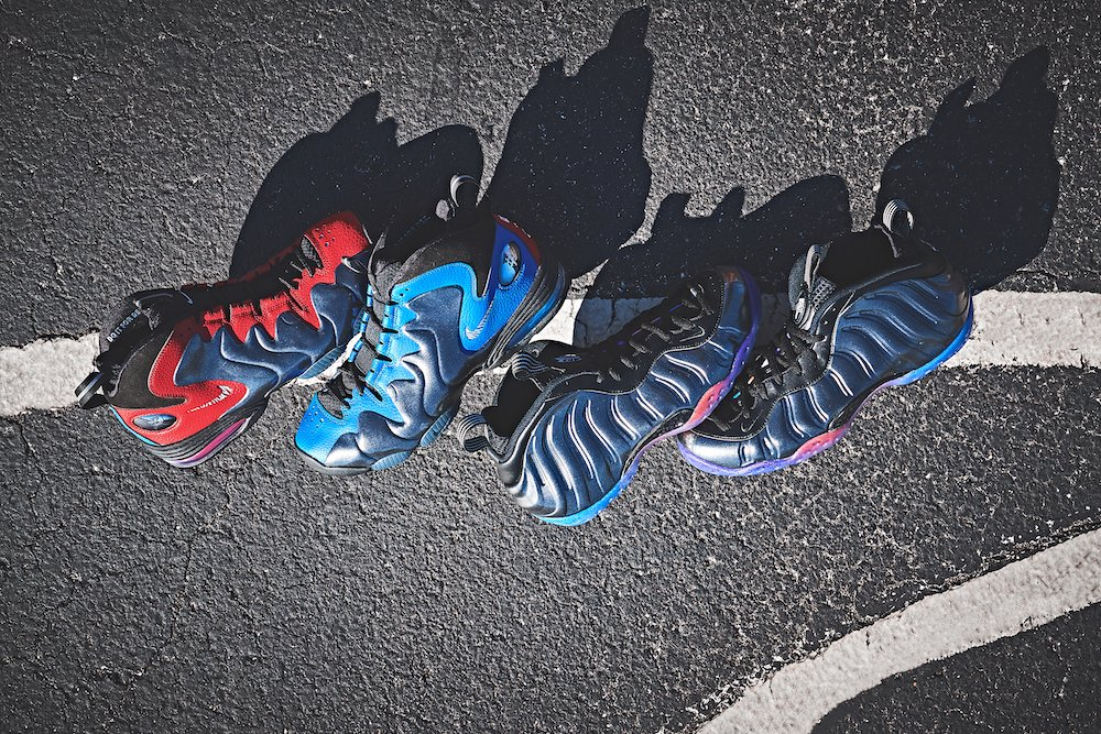 Nike Air Foamposite One Denim SneakerFits.com