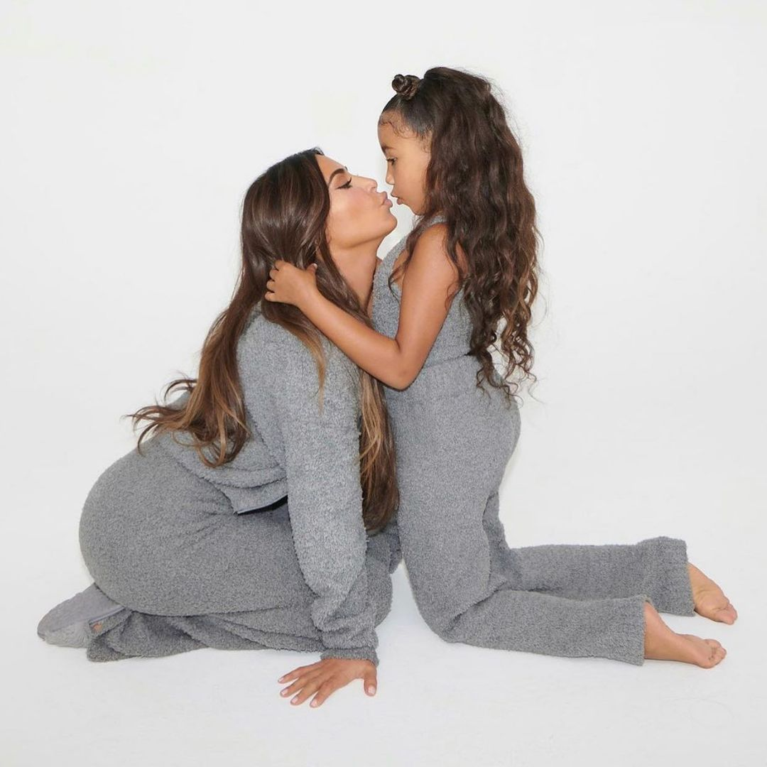 Kim just announced NEW @SKIMS Cozy styles and first ever...Cozy Kids!!!! 💕💕 Launching on 11.19 at 9AM PT in 5 colors, sizes XXS - 5X, and children's sizes 2T - 14! Join the waitlist to receive early access to shop, exclusively on  👩👧 @KimKardashian