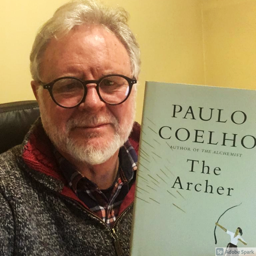 New blog post: The Archer - another masterpiece by @paulocoelho. #PauloCoelho #TheArcher