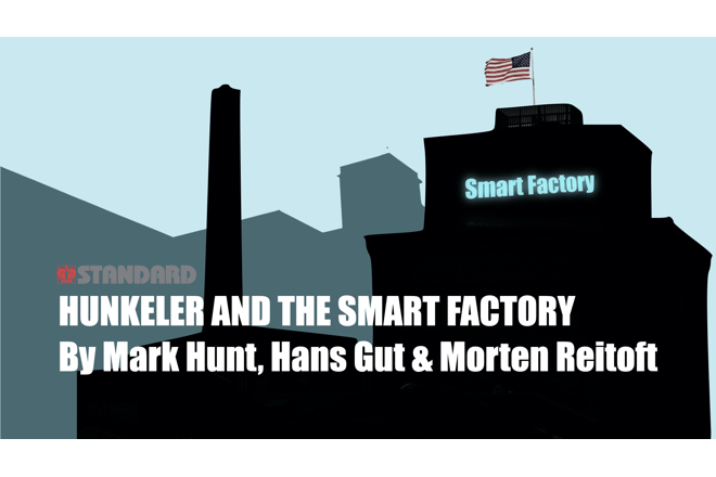 Join Hans Gut of Hunkeler and me for this discussion on Wednesday, 1:00 PM EST!