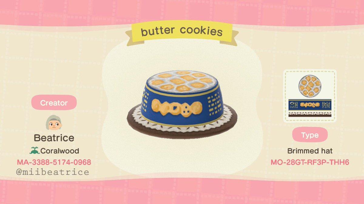 butter cookies anyone? #ACNH #ACNHdesign