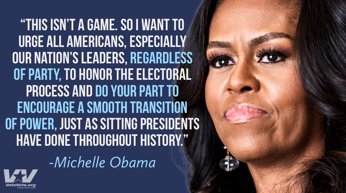Thank you, @MichelleObama. 🇺🇸