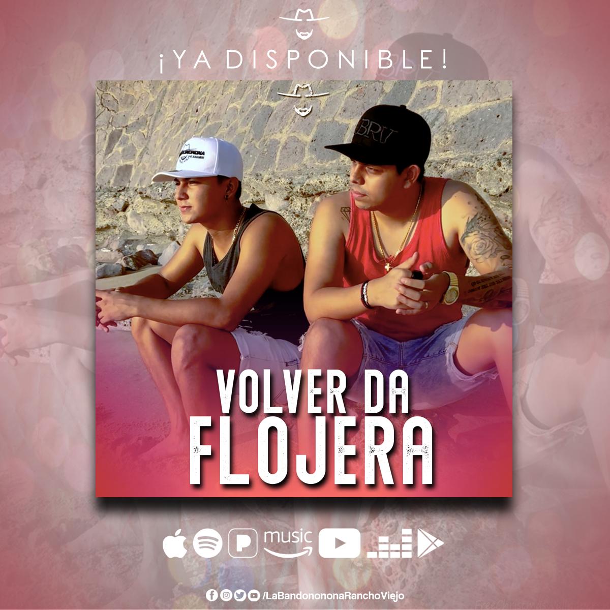 Ya puedes escuchar 'Volver Da Flojera' en #VersiónAcústica 🤠🎹 en todas las #PlataformasDigitales 📱 Escúchala aquí👉 https://t.co/2RP2JdxflH #QueLeHace #LaBandononona https://t.co/ElAji1nzSO