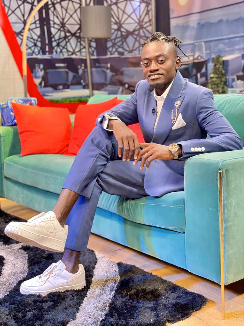"""""""You are not richer than anybody. Humble yourself"""" –Kwaku Manu shuts down Lil Win as they two clash on live UTV [Video]"""
