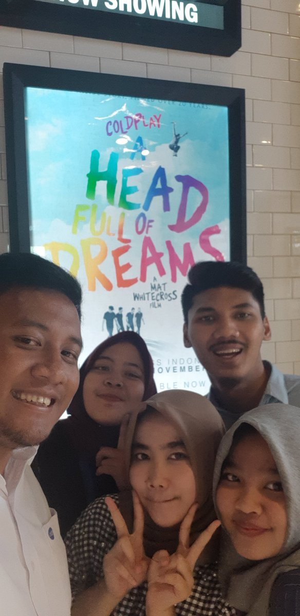 @coldplayxtra @MatWhitecross @coldplay Yap I remember that day, 2 Years ago in Indonesia watching with my friends #AHFODFilm