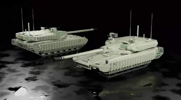 General Main Battle Tank Technology Thread: - Page 21 Em0YKFnXEAM2O70?format=jpg&name=900x900