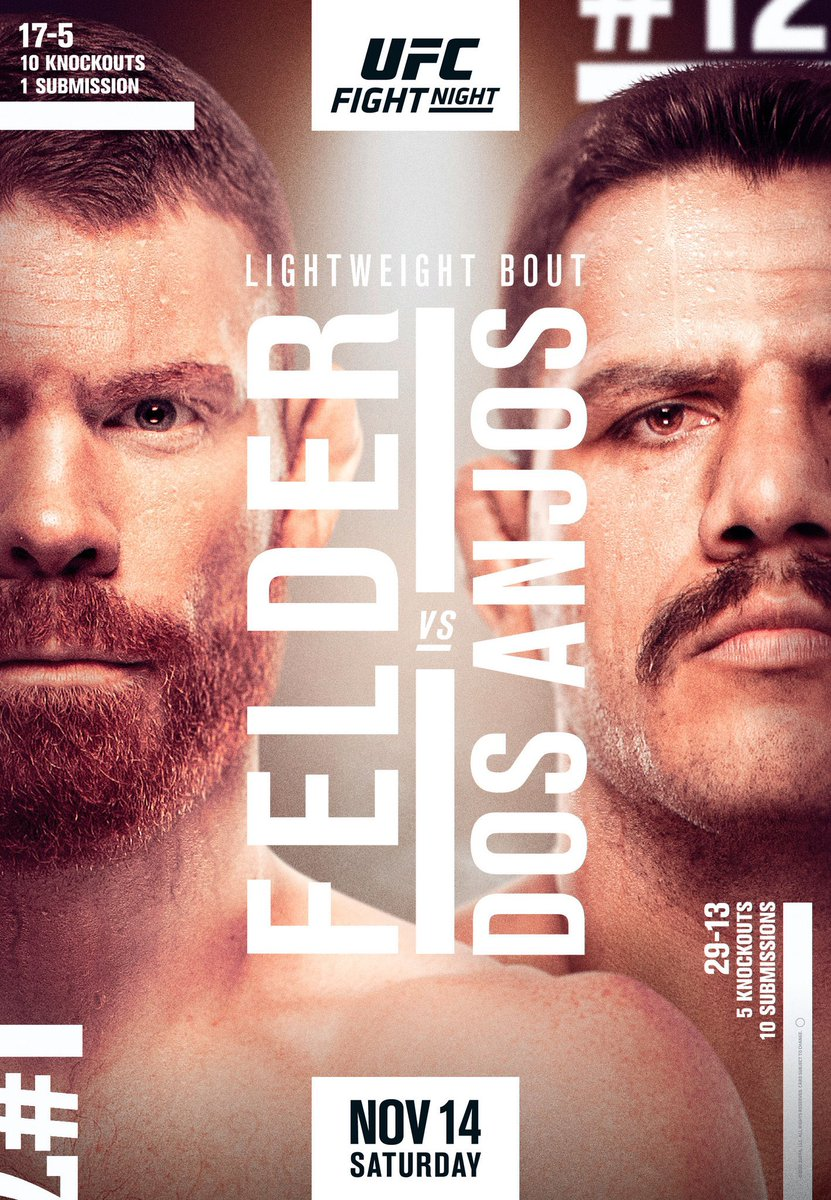 #NowWatching - UFC Fight Night 182: Felder Vs. Dos Anjos #UFC #UFCFightNight182 #UFCLasVegas #UFCVegas14 #ESPN #ESPNPlus #MMA https://t.co/BBqoju3sRI