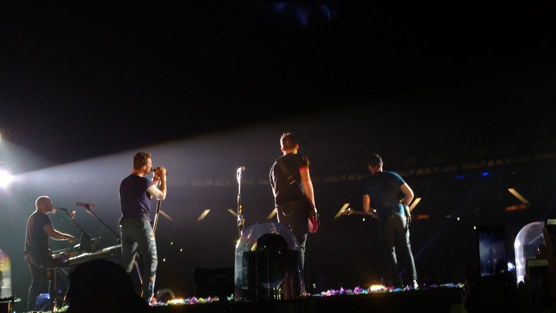 Hace tres años los tenía a estos pibes tocando Magic ao vivo #AHFODtour