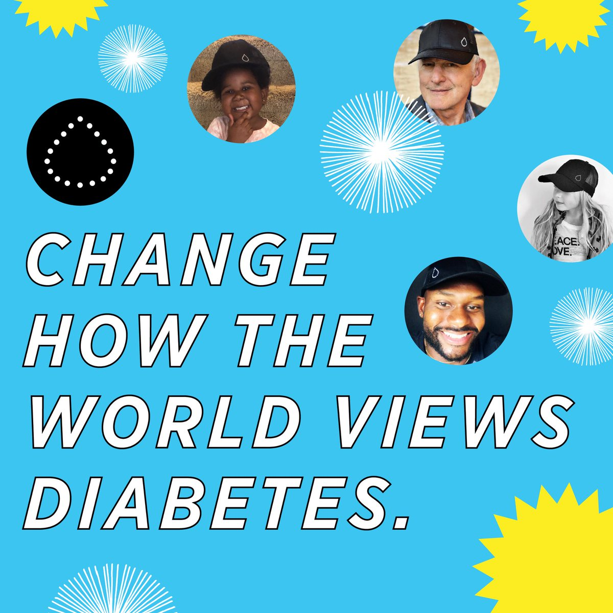 Today is #WorldDiabetesDay.@BeyondType1 is working to raise awareness about what Type1& Type 2 diabetes are REALLY like. Type1diabetes is part of my everyday life. It comes with highs & lows and requiresvigilance, but doesn't keep me from doing what I love. #TheDropSpotted