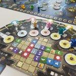 Image for the Tweet beginning: うちボド(初)  ⚫ハラータウ ⚫トスカーナの城 ⚫ボンファイア  2/3は昨日と同じゲームや…… まあ楽しいからいいよね。トスカーナもできたし。  ありがとうございました🙋
