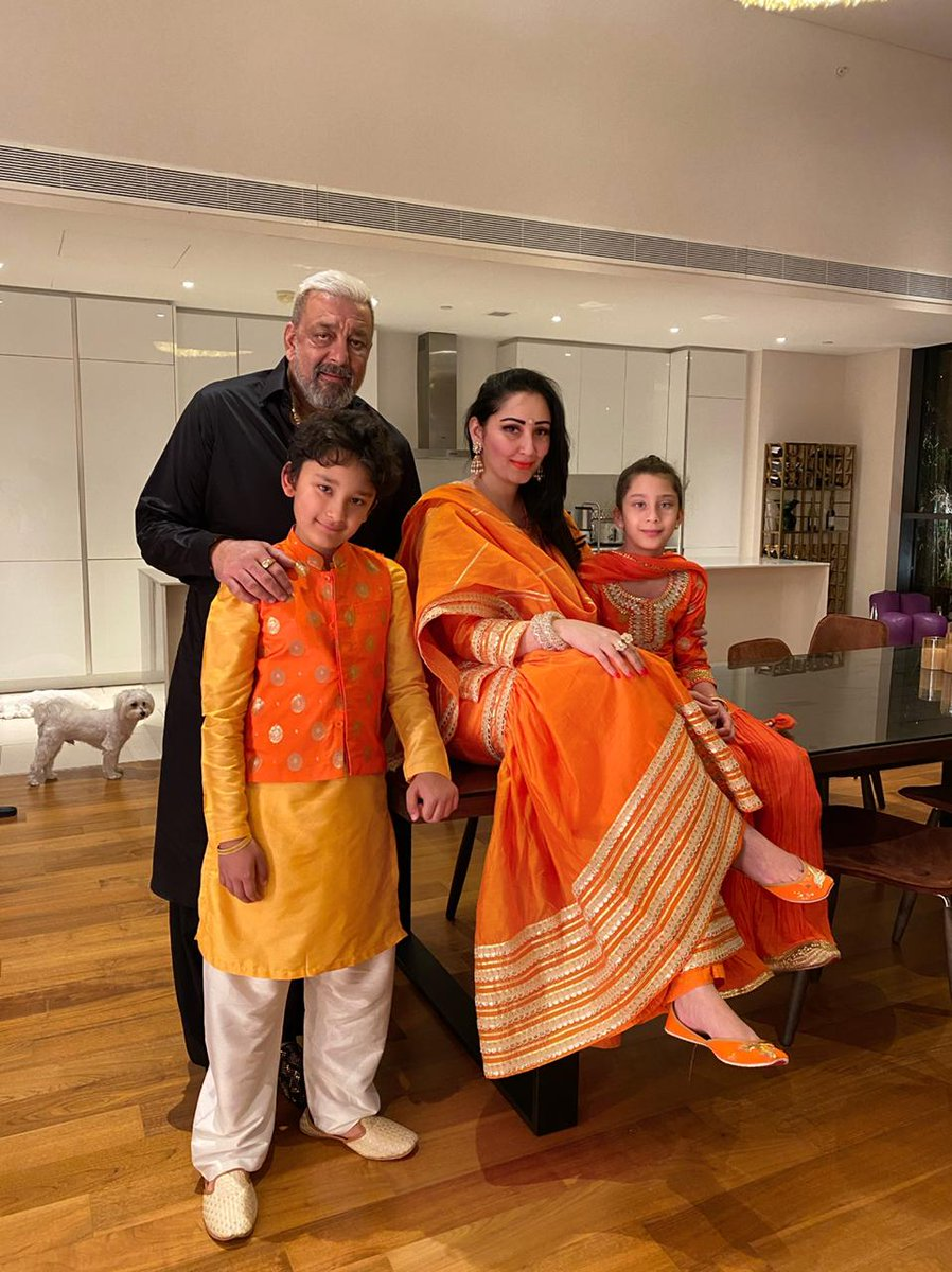 Nothing is better than celebrating with family. Wishing you all a very prosperous and safe Diwali & Happy New Year 🙏🏻🪔