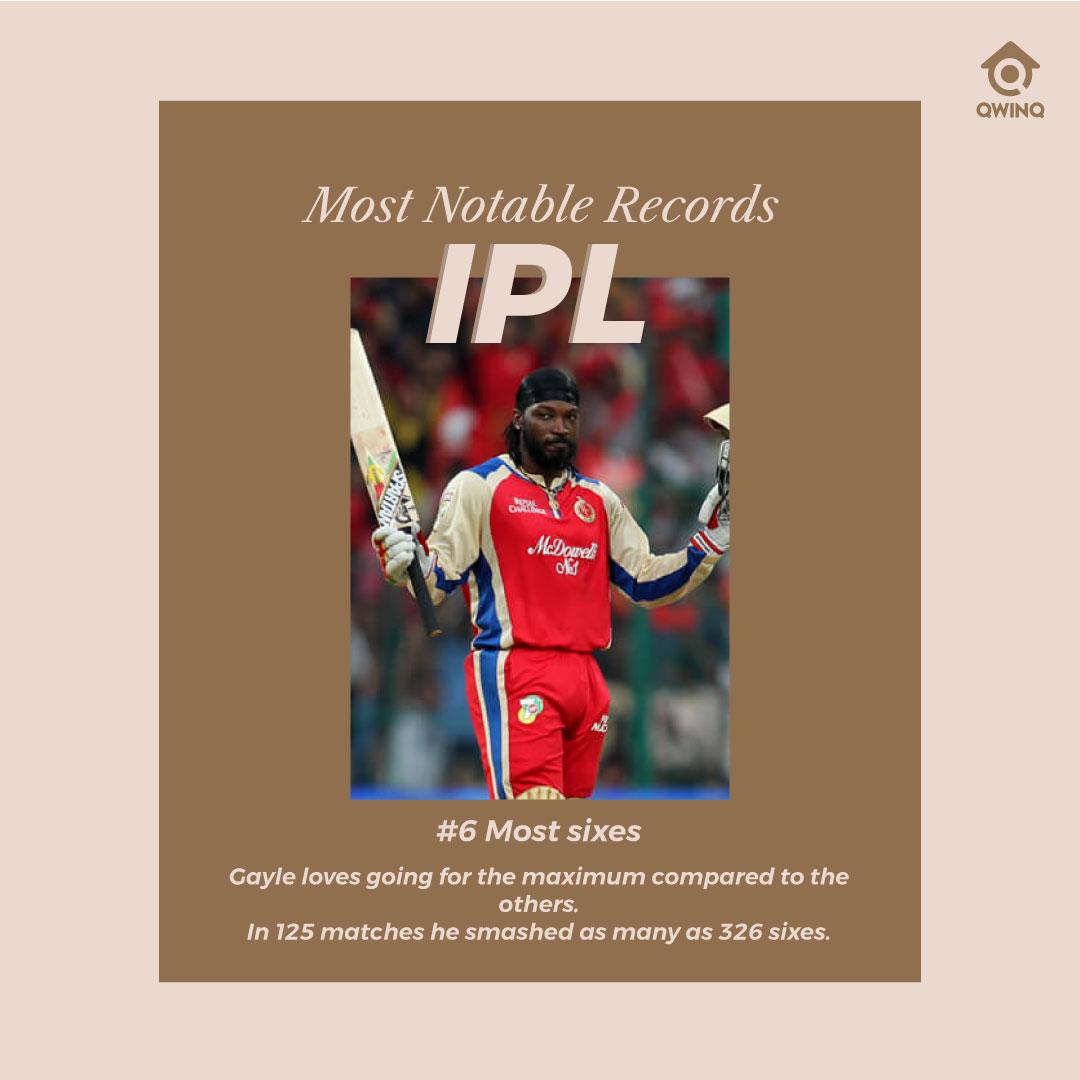 It's Sunday. Take a break from work! Check out some smashing IPL records.  #ipl #cricket #viratkohli #rohitsharma #msdhoni #csk #rcb #mumbaiindians #dhoni #indiancricketteam #teamindia #vivoipl #indiancricket #india #t #dream #klrahul #cricketmerijaan #chennaisuperkings