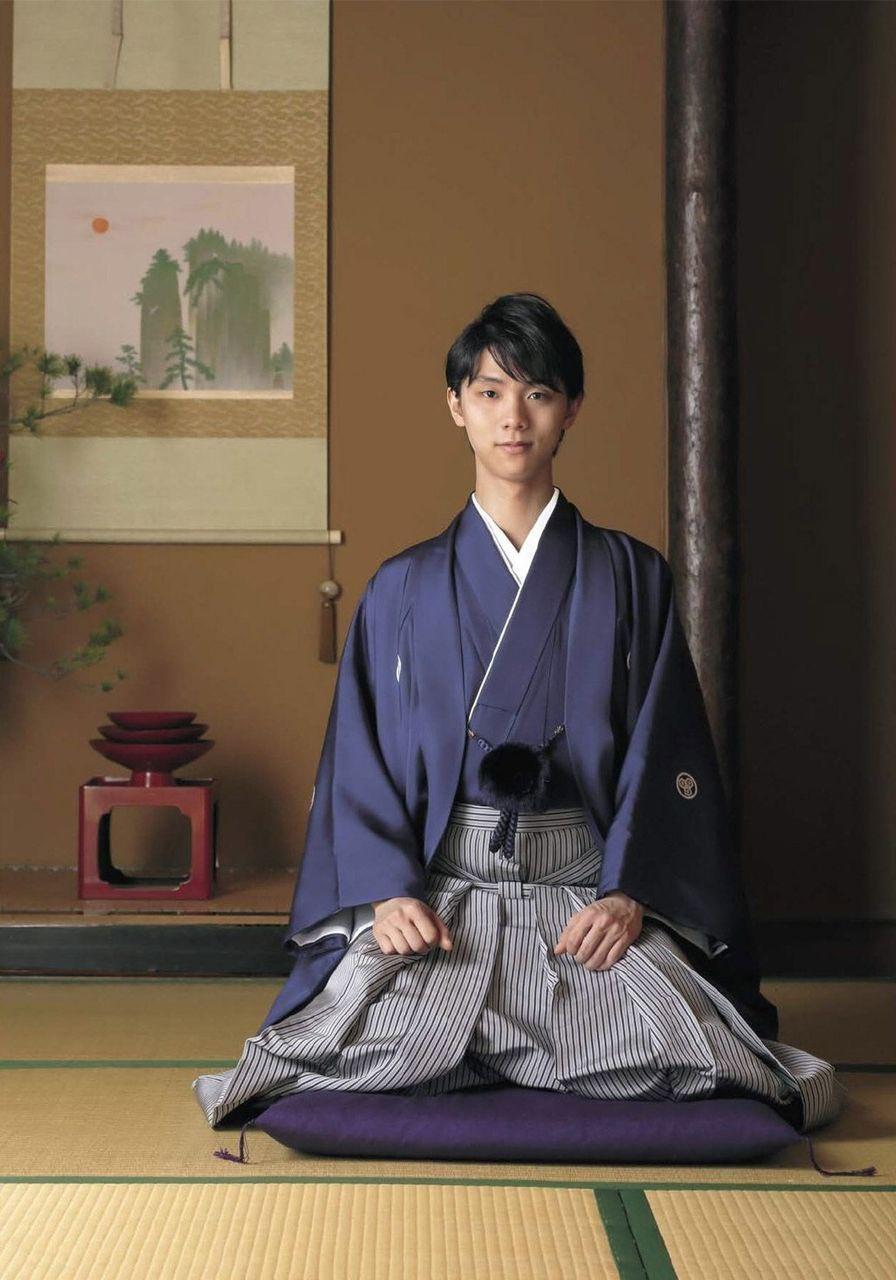 YuzuNews dal 11 al 20 novembre Yuzuru Hanyu kimono