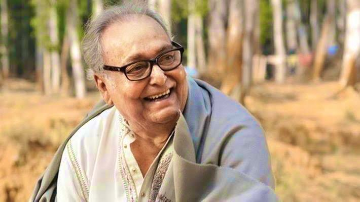 End of an era for Bengali Cinema. RIP #SoumitraChatterjee Greatest of all times. . #SidK #SiddharthKannan #RIP