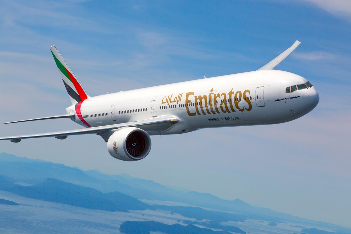 Emirates and @FlySafair announce interline agreement, opening up travel options for Emirates customers in South Africa.    #FlyEmiratesFlyBetter