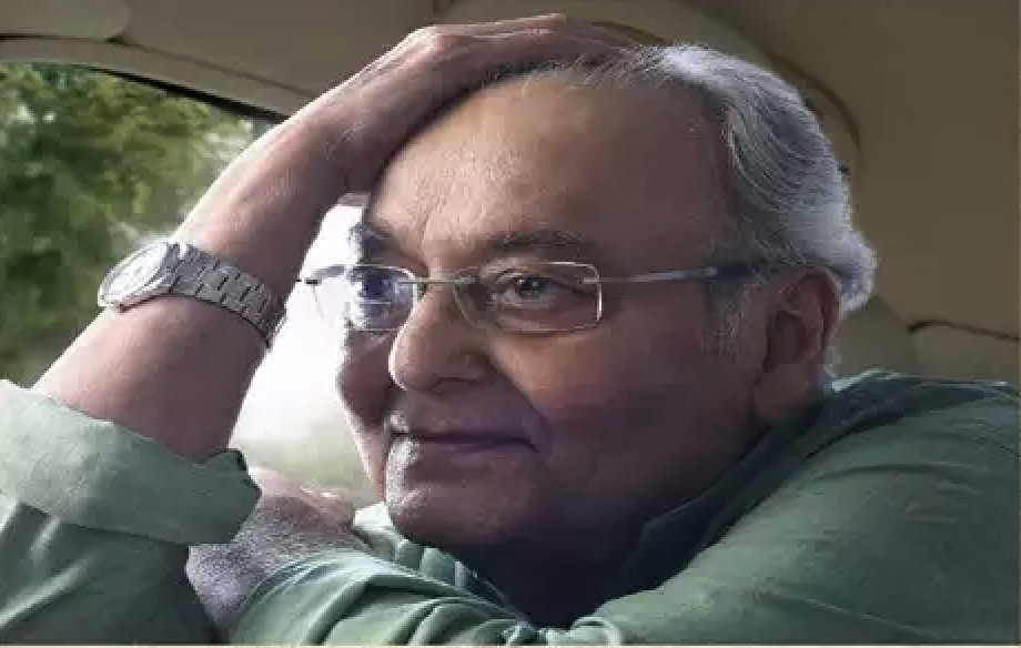 It's sad to hear of the demise of Dadasaheb Phalke awardee Shri Soumitra Chatterjee, an actor par excellence who the nation has revered over the years.  My heartfelt condolences to his family, friends and fans.