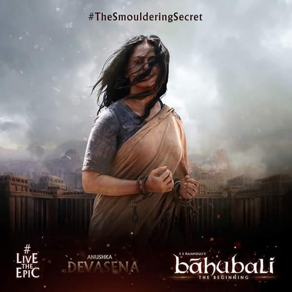 World Television Prime Of #Baahubali -The Beginning In Kannada Today At 4.30 P.m On @ColorsKannada Enjoy @MsAnushkaShetty 'S Karnataka Fans 😄❤!!  #Prabhas #AnushkaShetty  @RanaDaggubati @meramyakrishnan #Nesser   @tamannaahspeaks #SatyaRaj  #BahubaliKannada