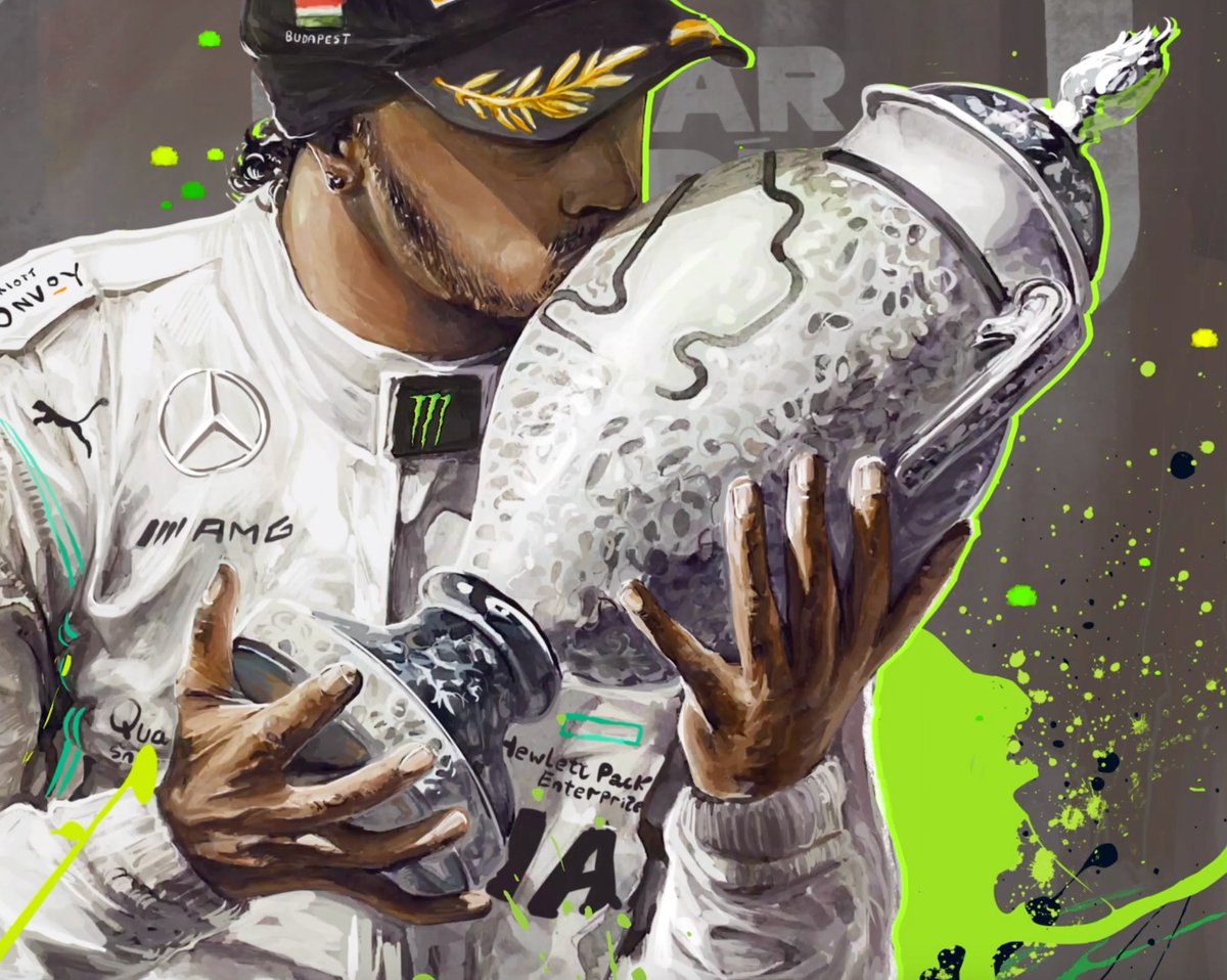Replying to @MonsterEnergy: 🐐🏆 @LewisHamilton is your @F1 World Champion for the SEVENTH time! 🏁 @MercedesAMGF1 #TurkishGP