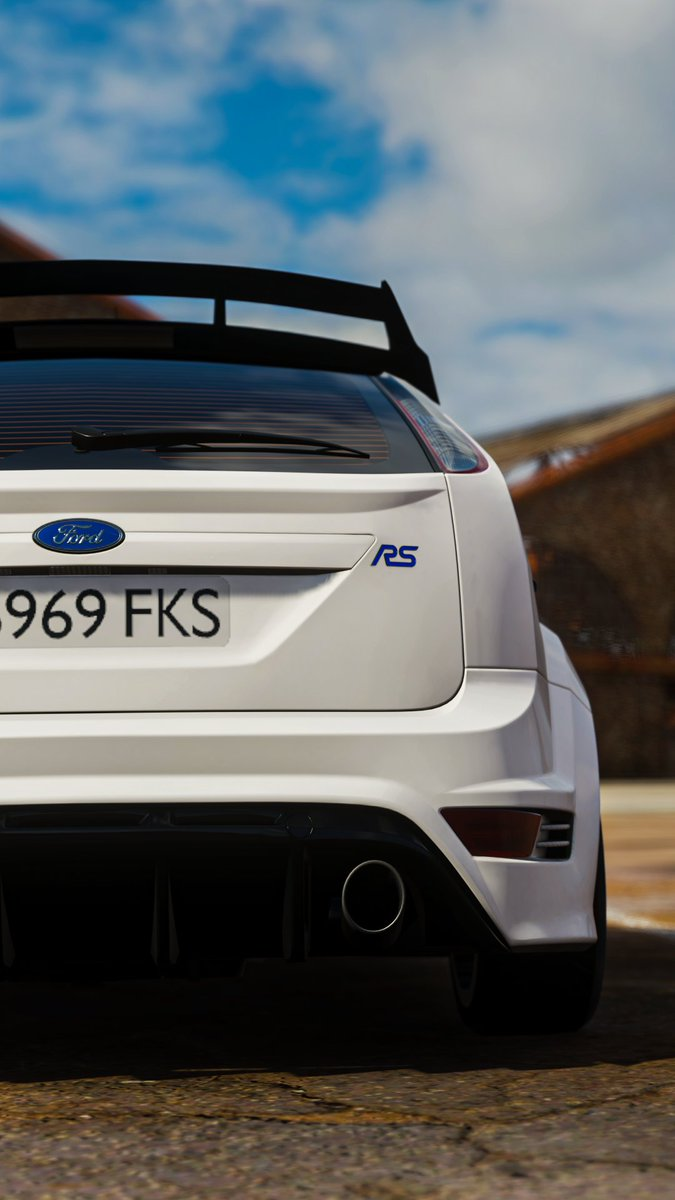 Ford Focus RS MK2 (2009) | FH4  #FH4 #ForzaHorizon4 #ForzaShare  #VirtualPhotography #photography #VGPUnite #ForzaShare #GhostArts #Screenshots #GamePhotography #Xbox #XboxShare #Ford #Focus #RS #FocusRS https://t.co/7oMjhNAY2J