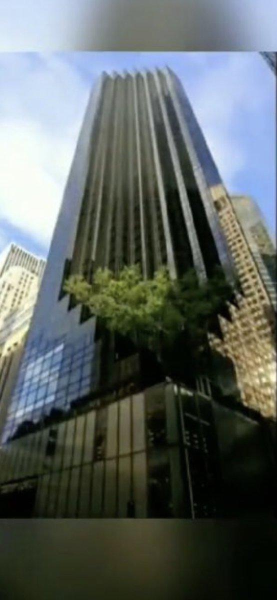 """て🤗す😠れ😭ぇ😆ち on Twitter: """"トランプタワー(ニューヨーク)の逆 ..."""