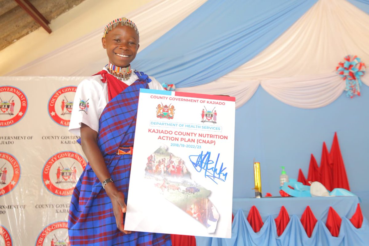 #SundayRead: #Kenya's Kajiado County commits funds to nutrition bit.ly/38ssEVe