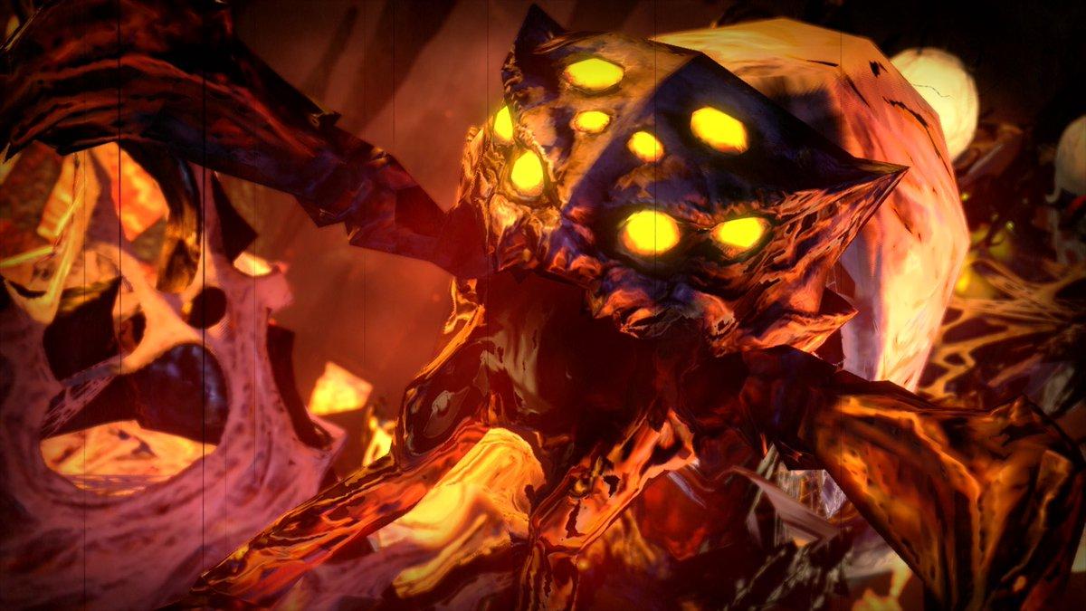 5chで見たけど、やっぱ頭の後ろ(背中辺り)に卵付いてない?何なら赤い足みたいなのも見えるし…。子グモがわらわら出てくるとしたら怖いわ…。【MHRise】ヤツカダキ(?)はキモくて期待出来そうだよな【モンハンライズ】 : モンハンワールド2chまとめ速報 - アイスボーン攻略