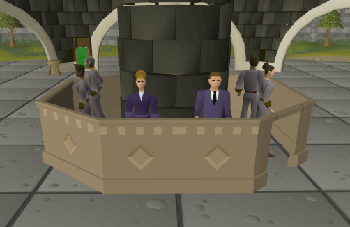 Links Ocarina - Jagex STOP making these poor fuckers turn up to work on league worlds. It's heartbreaking.