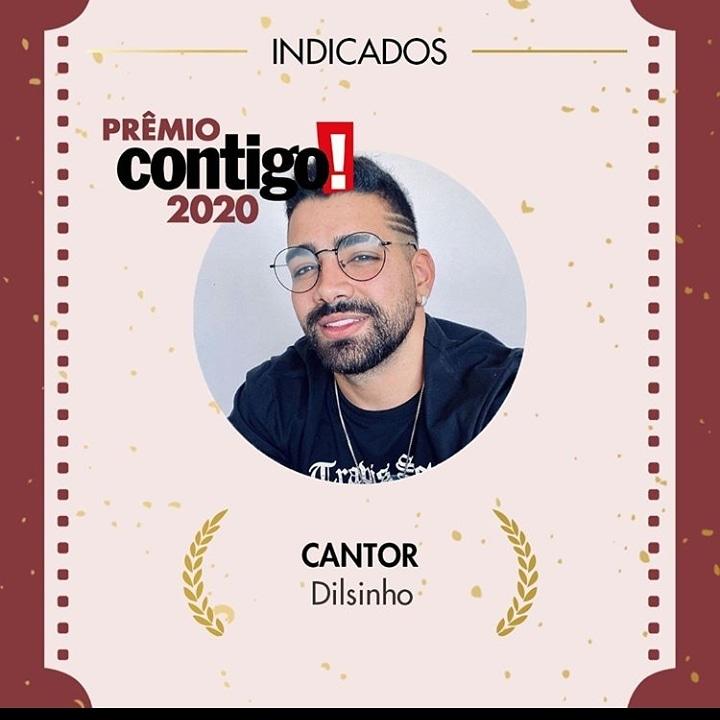 Simmmm amores, booora votar 😍🌙 #dilsinho #dilsinhofc #premiocontigo #prêmiocontigo2020 #cantordoano
