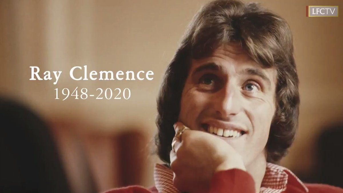 In memory of Ray Clemence, Liverpool legend...   YNWA