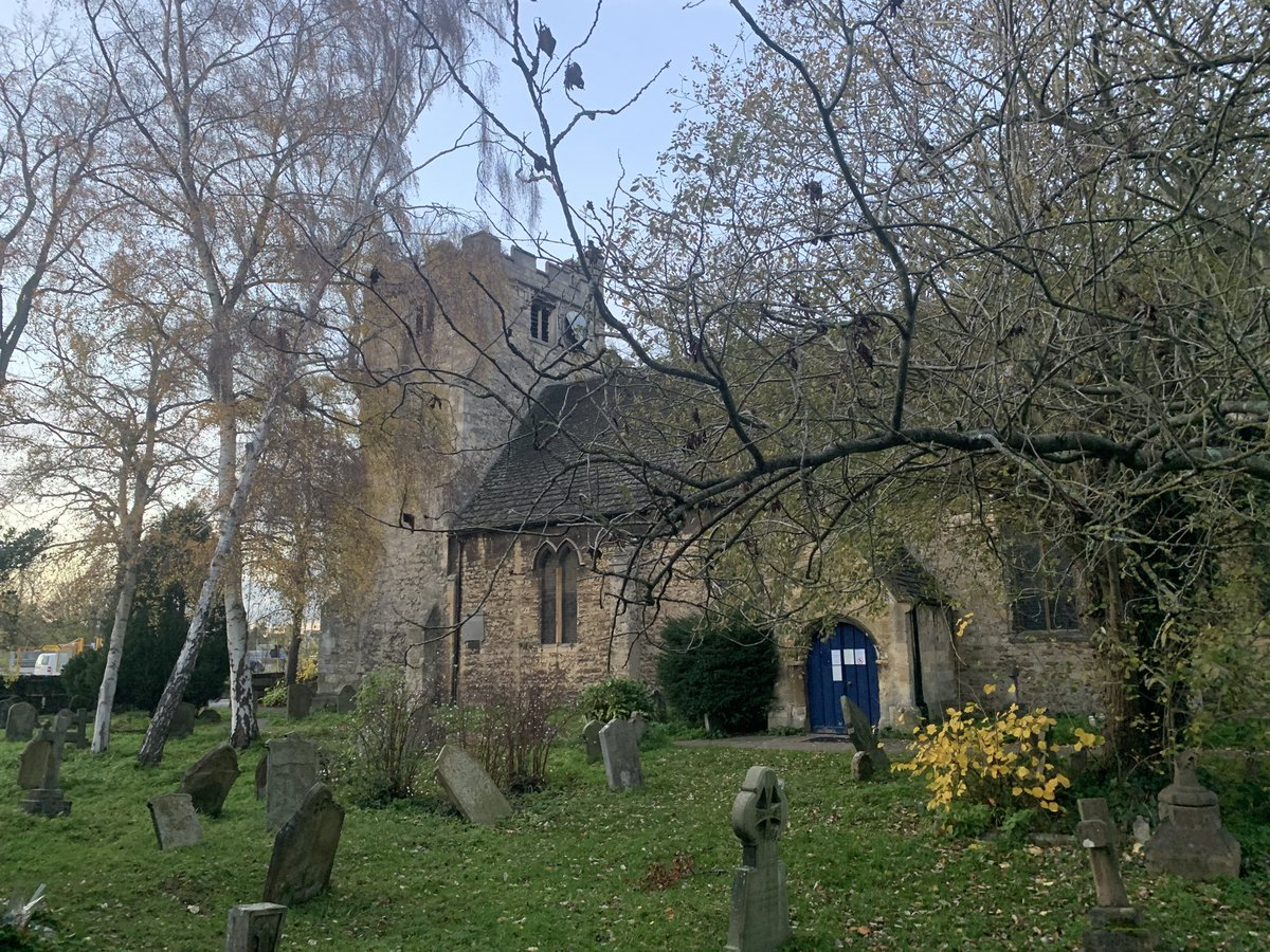 St Thomas the Martyr Church, Oxford https://t.co/XcC2iaNpE5