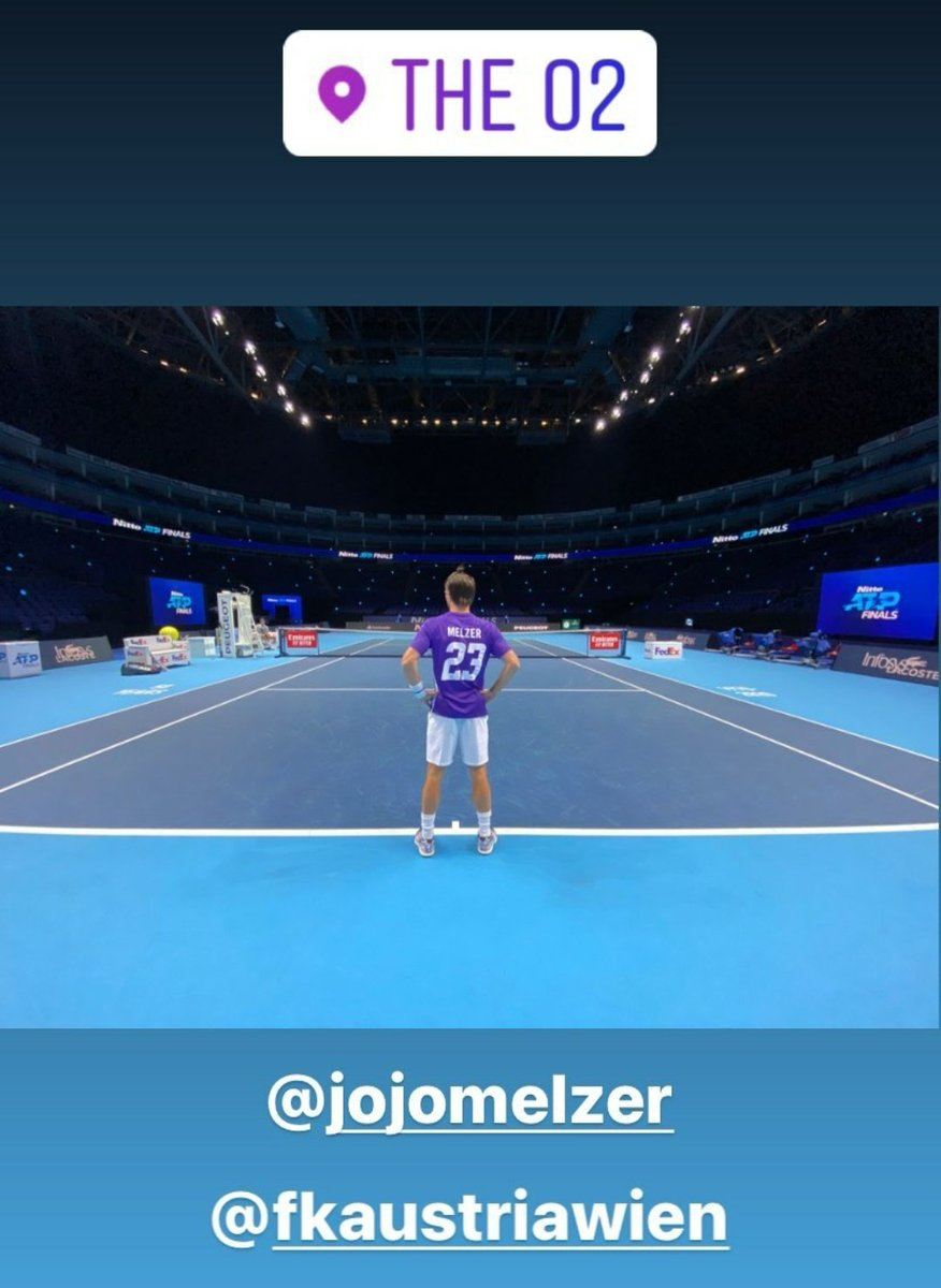 London ist violett👏🏻 @FKAustriaWien @jojomelzer https://t.co/uJInGj97lL