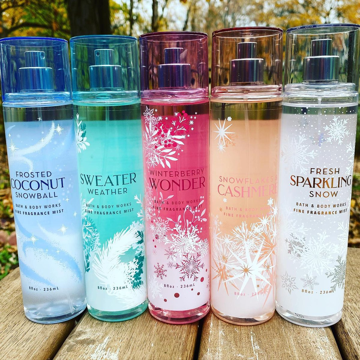 Bath Body Works On Twitter Winter Wonderland Fragrances Scent From Santa Hit The Save Button For 5 Perfect Gift Ideas Queengirlgeek