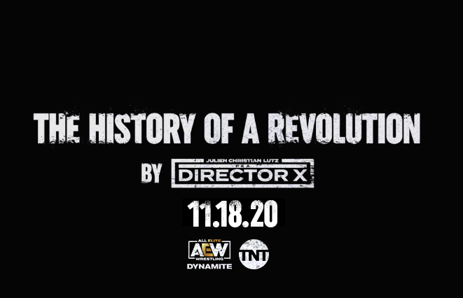 """AEW Teases """"The History Of A Revolution"""" Video"""