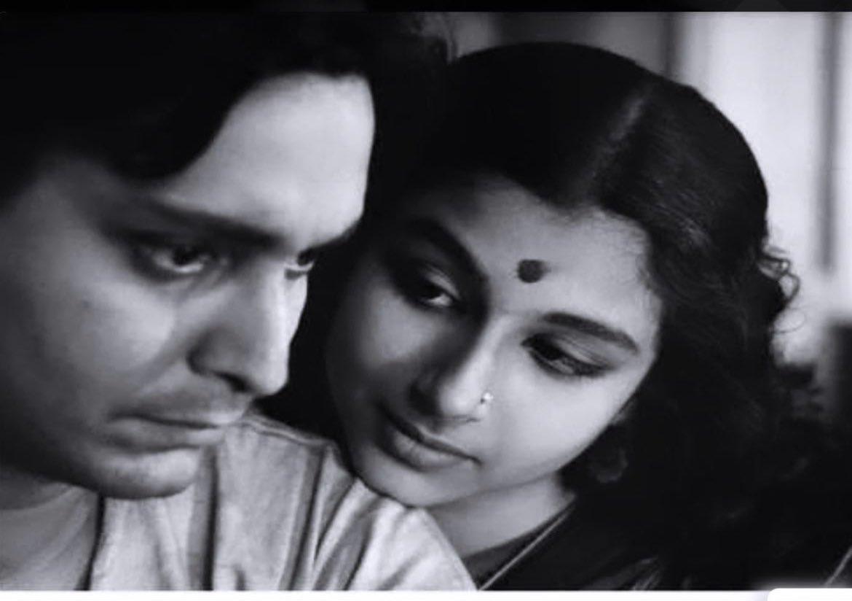 Rest in Peace #SoumitraChatterjee sir. #Legend 🙏💔