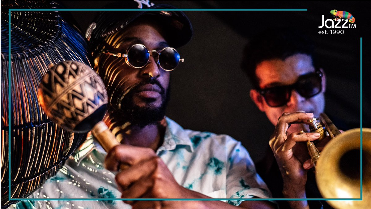 Showcasing hot Chicago sounds, Tony will showcase Makaya McCraven's remix of Nubya Garcia's 'Source' plus new music from Aquiles Navarro & Tcheser Holmes  FoldedSpace with Tony Minvielle, Sunday evenings from 1am    @tonyminvielle @intlanthem @nubya_garcia @MakayaMcCraven  
