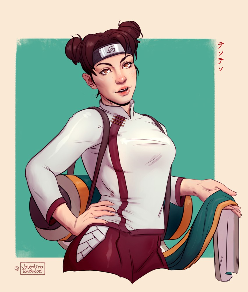 *・゚゚・*:*゚*:✼✿♡✿✼:*゚:*・゚゚・* ♡━━━━━━━━━━━━━━♡ A weapon specialist and member of team guy ❧New to Tenten Not new to RP ❧Naruto RP/Cross overs ❧Detailed \ Literate ❧Lewd/non ❧Very Selective ❧Can be a futa on request ❧Not a whore or a slut