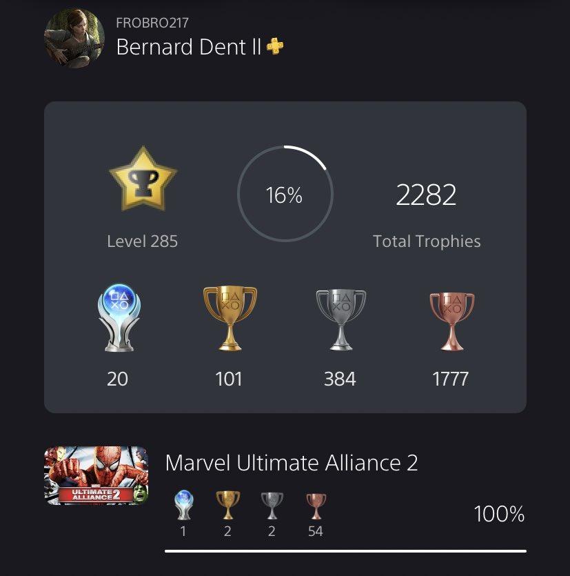 platinum 20 complete ✅