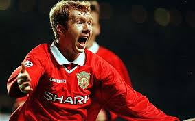 Happy birthday Paul Scholes! Wish you all the best!