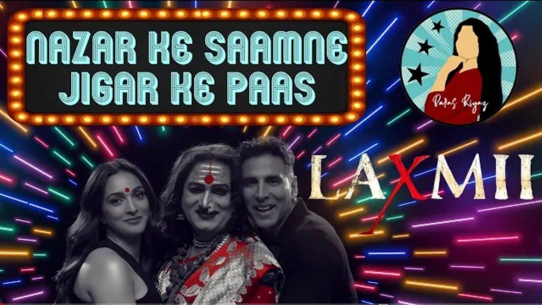 Here's my #MovieReview for the @akshaykumar, @advani_kiara starrer #Laxmii 😊👍🏼  ▶️  #LaxmiiReview  @offl_Lawrence  @Shabinaa_Ent  @tusshkapoor  @foxstarhindi  #CapeOfGoodFilms  #ShabinaaEntertainment  #TussharEntertainmentHouse  @ZeeMusicCompany